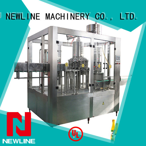 NEWLINE Latest hot filling machine Supply for promotion