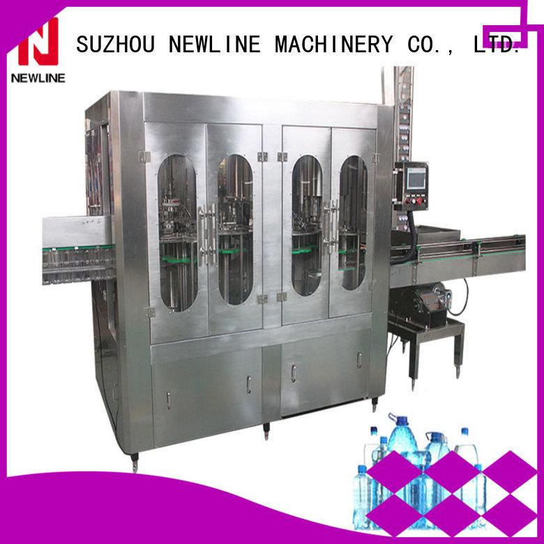 NEWLINE filling machine company bulk production