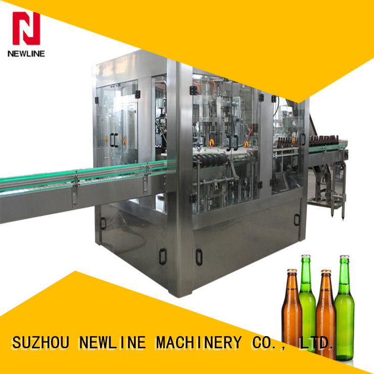 NEWLINE Latest carbonated drink filling machine factory bulk buy