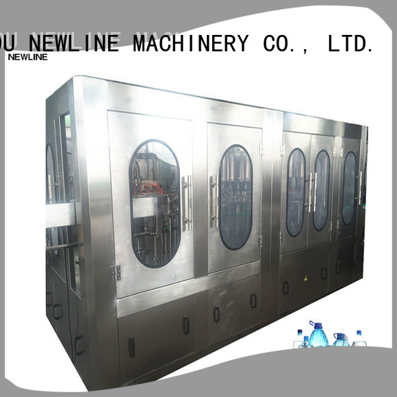 NEWLINE filling capping machine manufacturers for sale