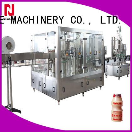 NEWLINE hot filling machine Supply on sale
