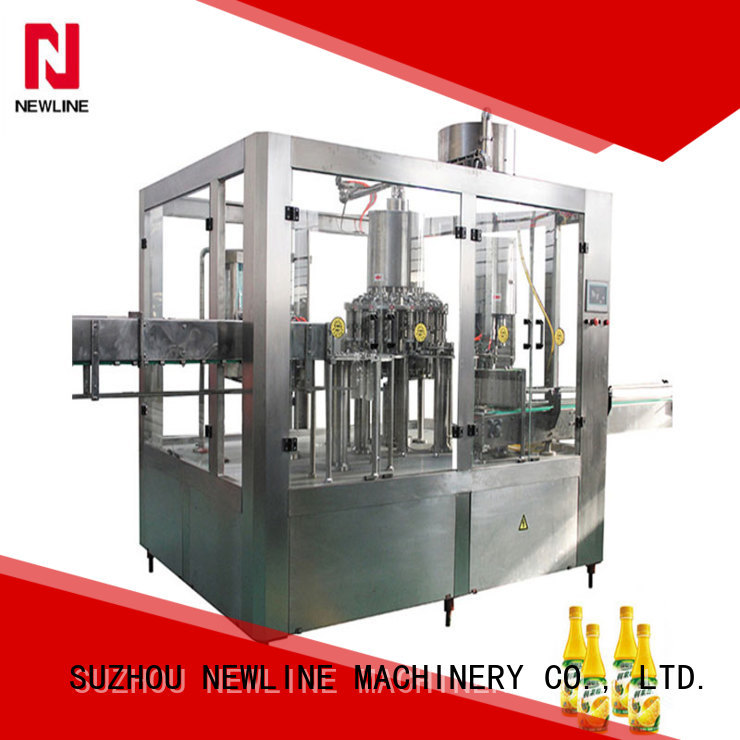 NEWLINE automatic filling machine Supply for promotion