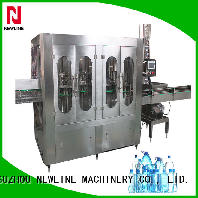 NEWLINE filling machine for business bulk production