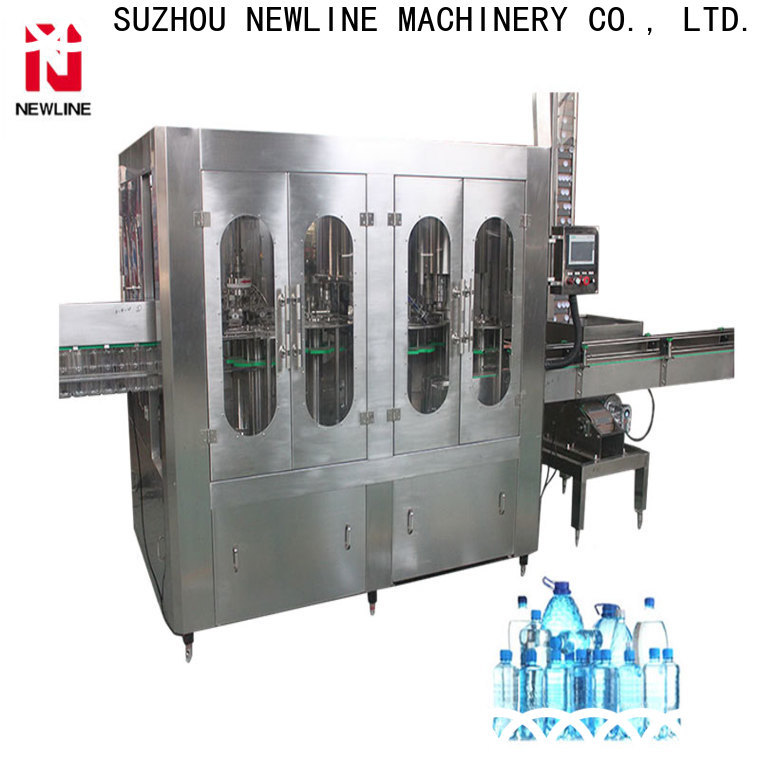 NEWLINE filling machine Suppliers for packaging