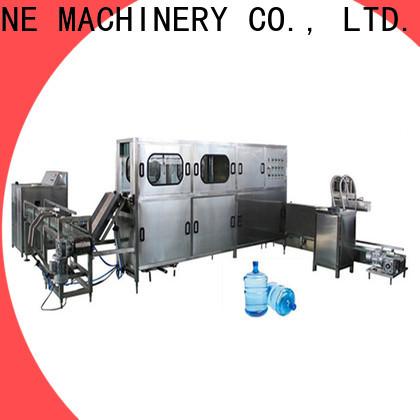 NEWLINE auto bottle filling machine company bulk production
