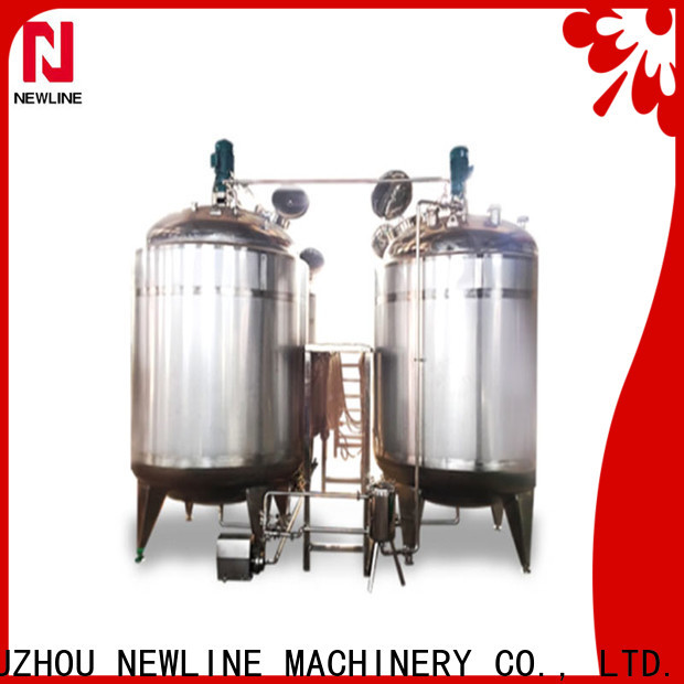 Top beverage mixing equipment for business for packaging