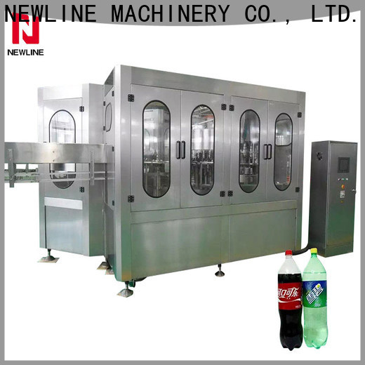 NEWLINE Top carbonated soft drink filling machine manufacturers for sale