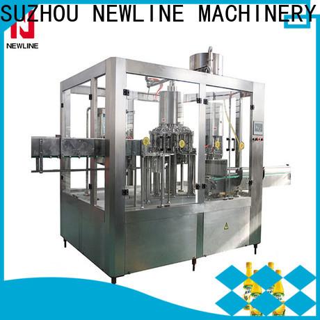 NEWLINE liquid bottle filling machine Suppliers for sale