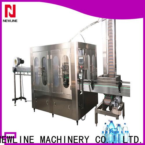 NEWLINE water purification and bottling machine factory bulk buy