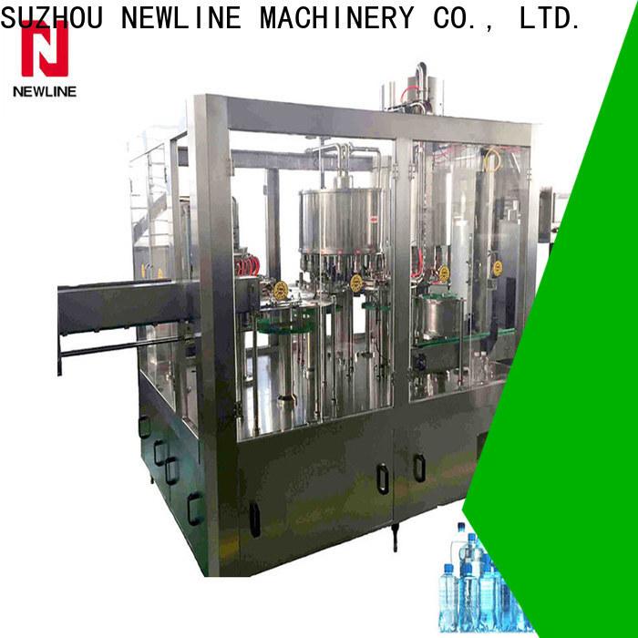 NEWLINE water purifier plant machine price company bulk production