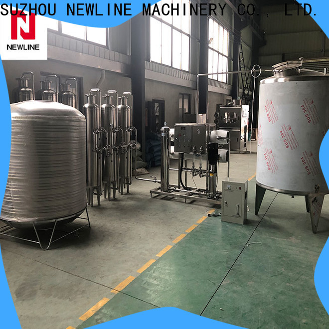 NEWLINE osmosis water filtration system for business bulk production