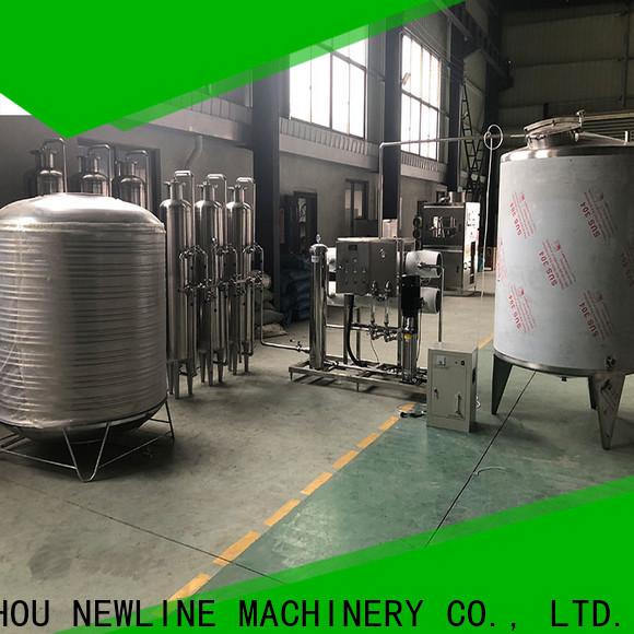 Custom ro water treatment plant factory bulk production