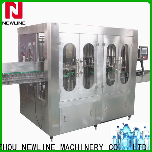 Custom drinking water filling machine factory on sale