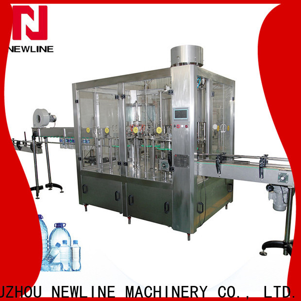 New water filling machine cost factory for packaging