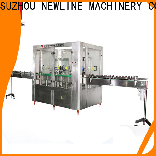 NEWLINE automatic filling machine company for packaging