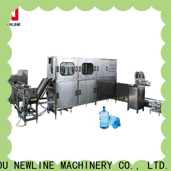 NEWLINE jar filling machine factory on sale