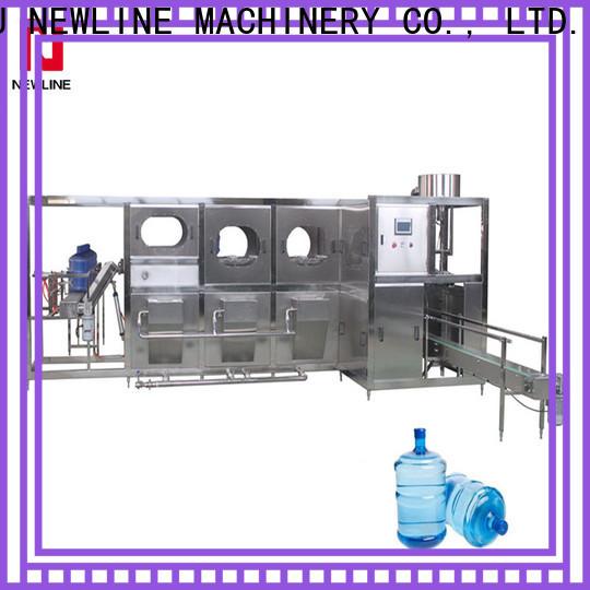 NEWLINE auto bottle filling machine manufacturers for sale
