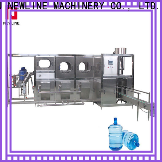 NEWLINE 5 gallon water bottle filling machine Suppliers for sale