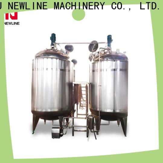 NEWLINE juice mixing tank company for sale