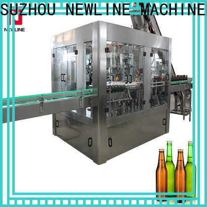 NEWLINE Latest soda filling machine Suppliers for sale