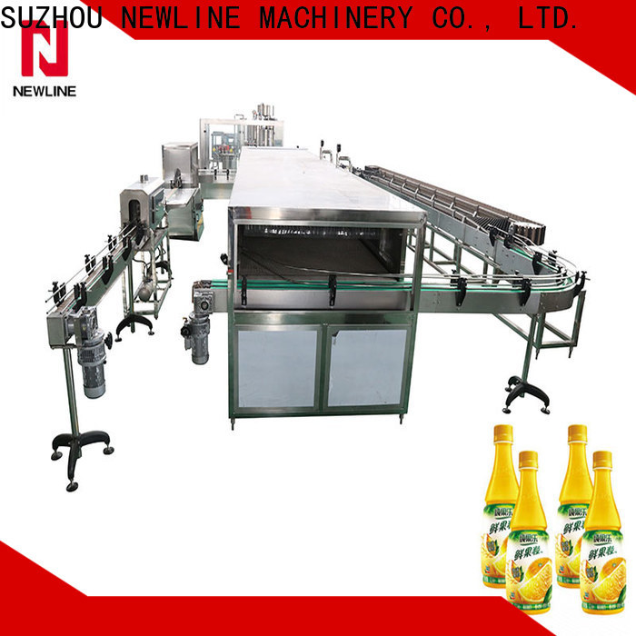 NEWLINE liquid filling machine manufacturer Suppliers bulk production