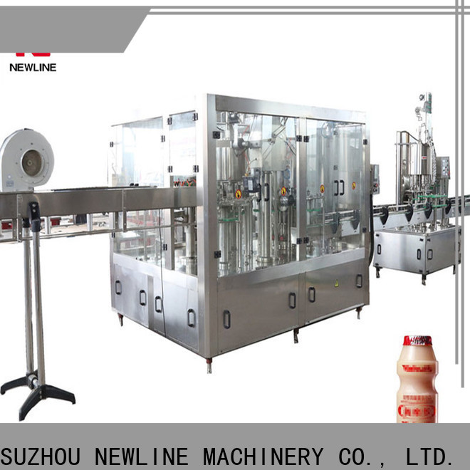 NEWLINE Latest automatic filling machine for liquid manufacturers on sale