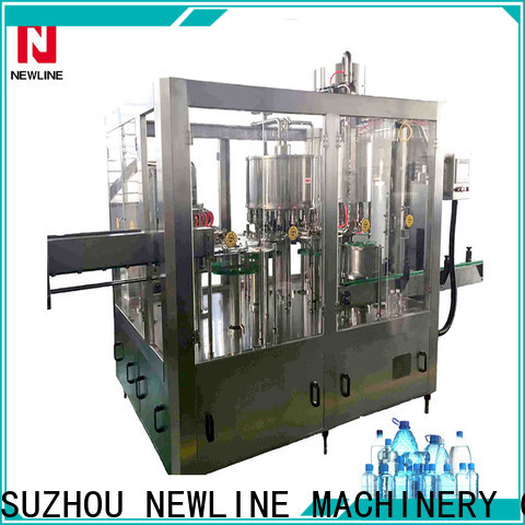 NEWLINE Latest mineral water unit manufacturers for promotion