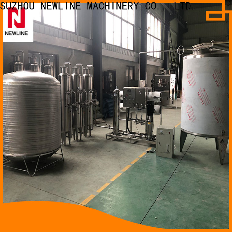 NEWLINE ro treatment plant factory bulk production