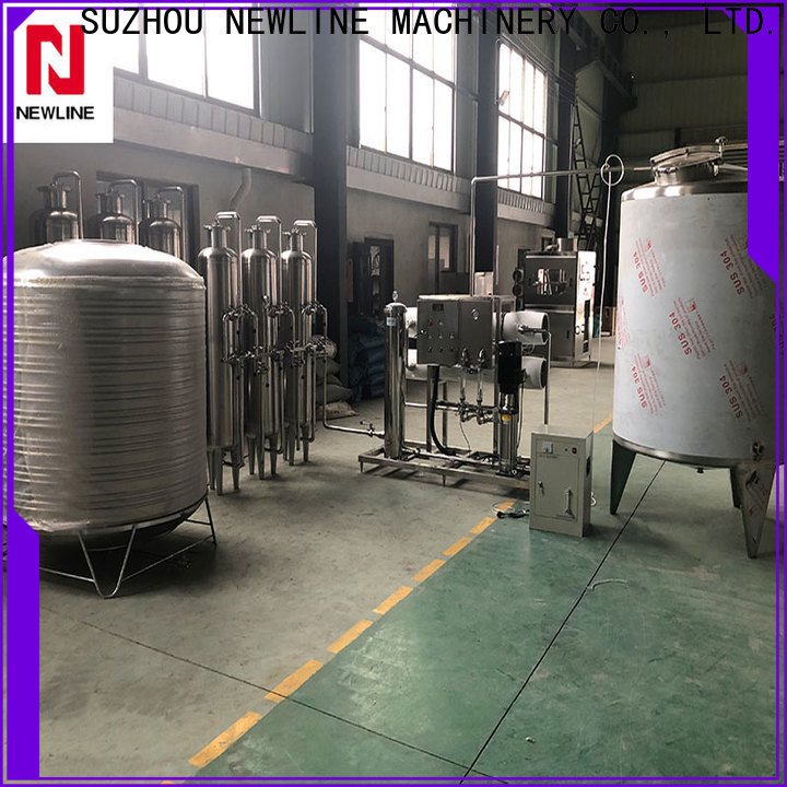 NEWLINE New ro water treatment system Supply for sale