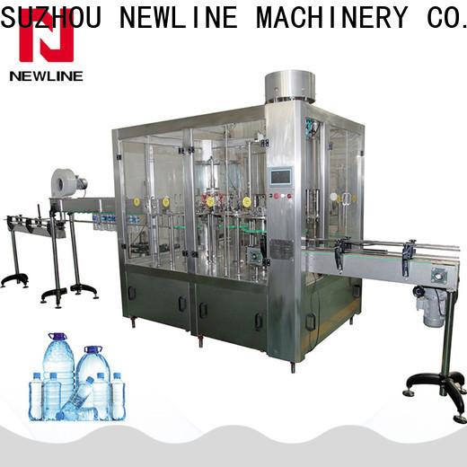 New water bottle filling plant for business bulk buy
