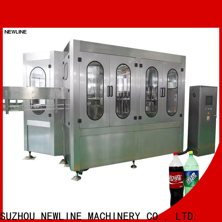 NEWLINE glass filling machine for business for packaging
