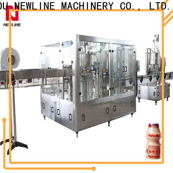 Wholesale milk bottling machine for business bulk buy