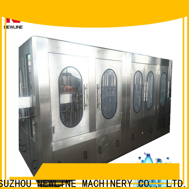 NEWLINE Latest mineral water equipment manufacturers for sale