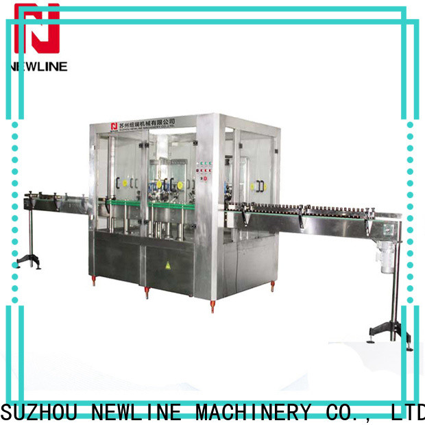 NEWLINE New milk bottling machine Suppliers for promotion