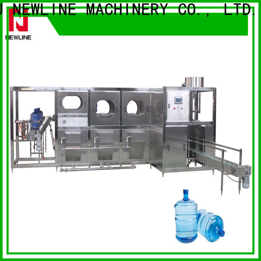 NEWLINE 5 gallon water bottle filling machine Supply on sale