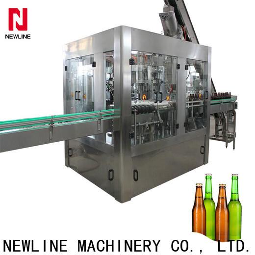Top glass filling machine company bulk production