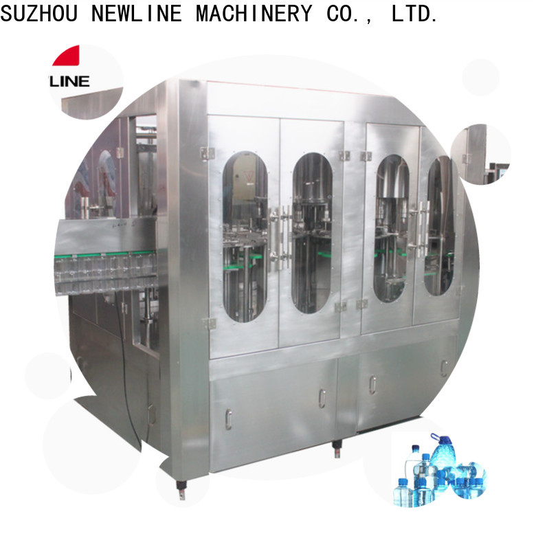NEWLINE mineral water maker machine Suppliers for packaging