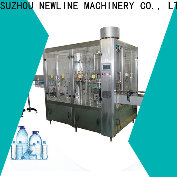High-quality automatic water bottling machine manufacturers on sale