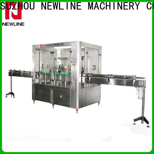NEWLINE Latest automated filling machine factory bulk production