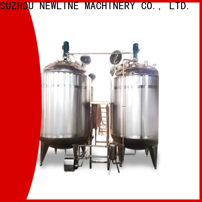 NEWLINE Latest juice mixing tank Suppliers bulk buy