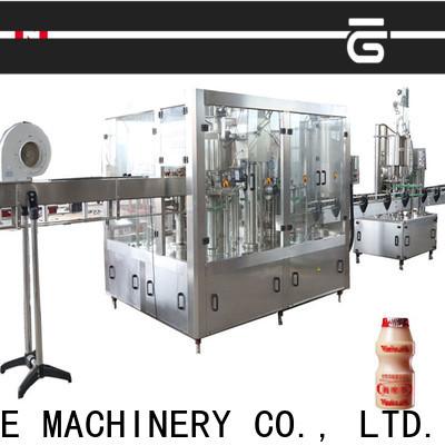 NEWLINE Top milk bottling machine company for sale
