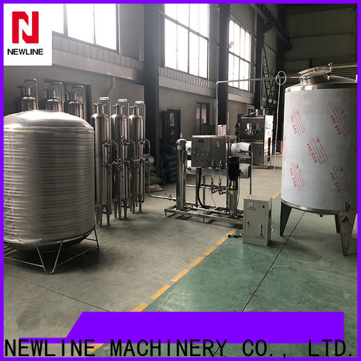 NEWLINE Best reverse osmosis water treatment plant factory for sale