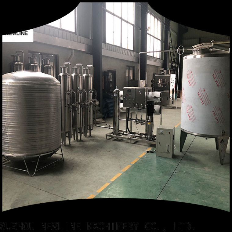 Best ro water treatment plant factory for packaging