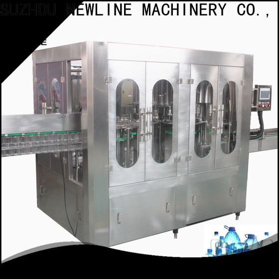 Best water treatment and bottling plant factory on sale