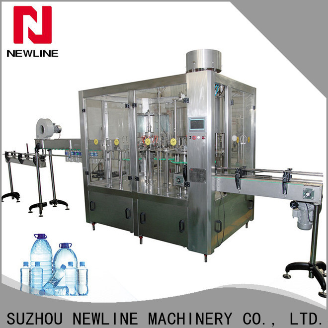 Latest mineral water manufacturing machine price factory on sale
