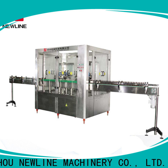 NEWLINE New liquid filling machine manufacturer for business for packaging