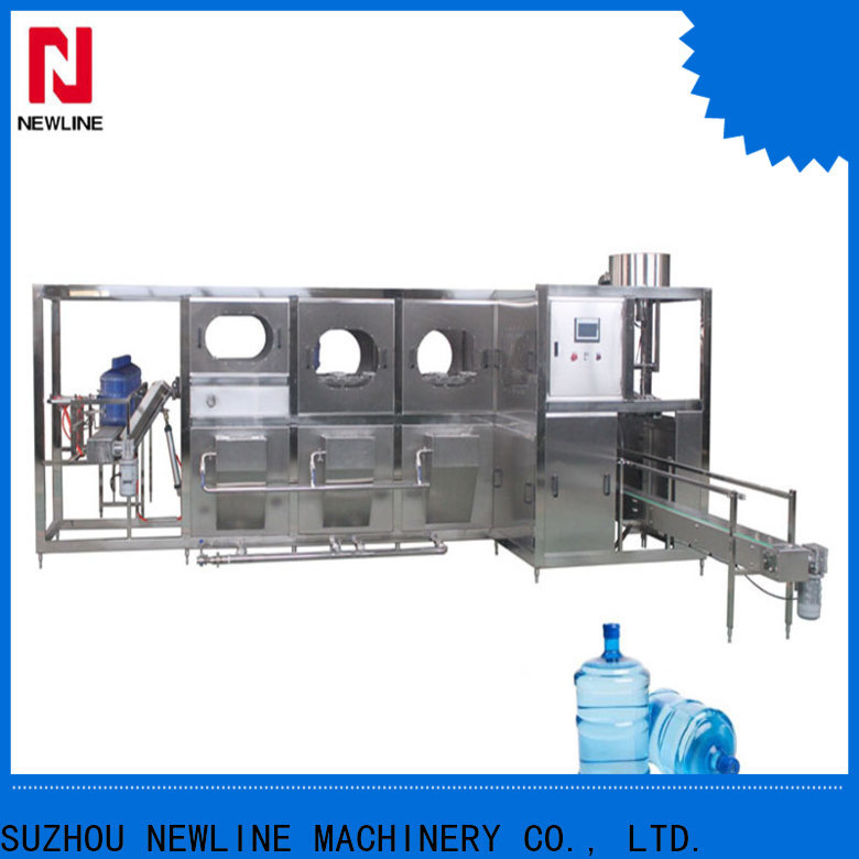 NEWLINE Latest pure water filling machine company for sale