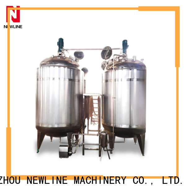 NEWLINE beverage mixing equipment factory for sale