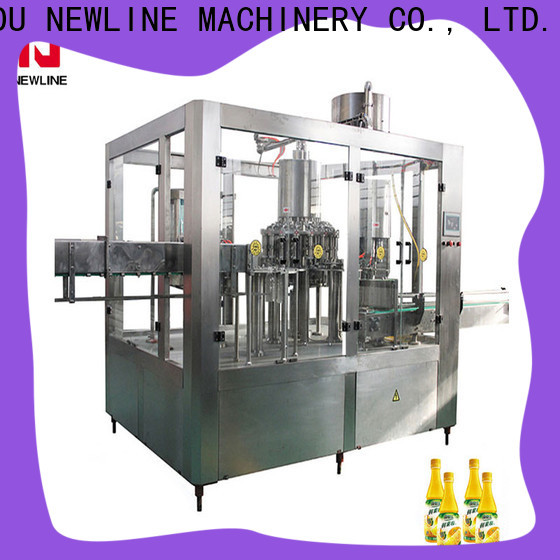 NEWLINE liquid filling machine manufacturer Suppliers for promotion