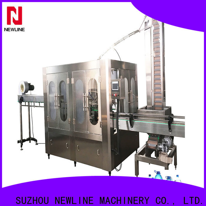 NEWLINE Top water refilling equipment supplier for business for packaging